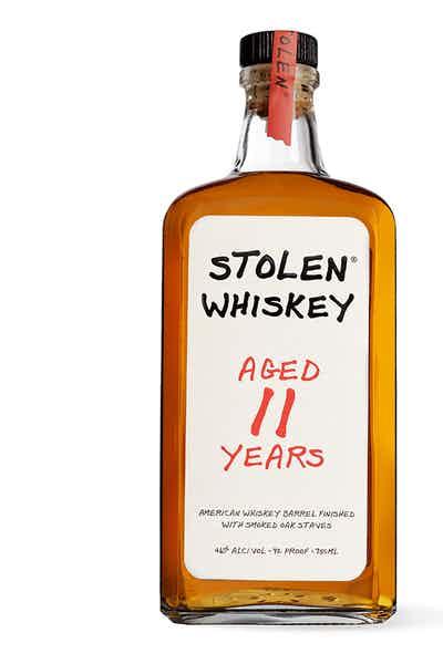Stolen 11-Year Whiskey