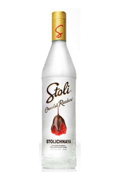 Stoli® Chocolat Razberi