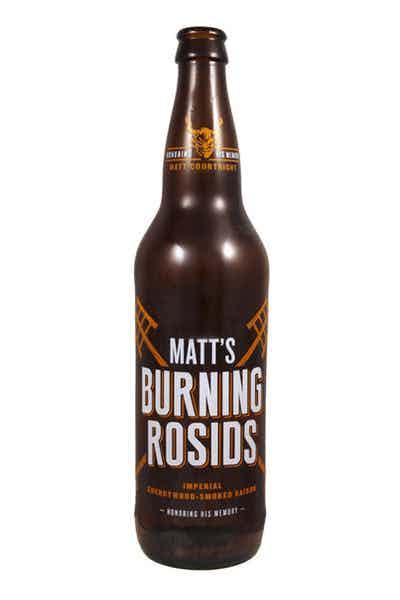 Stone Matt's Burning Rosids