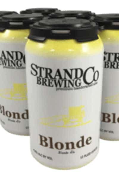 Strand Blonde Ale