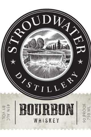 Stroudwater Bourbon Whiskey