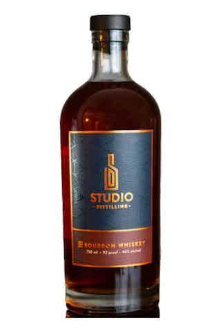Studio Distilling Bourbon Whiskey