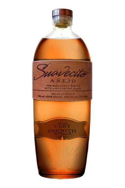 Suavecito Añejo Tequila