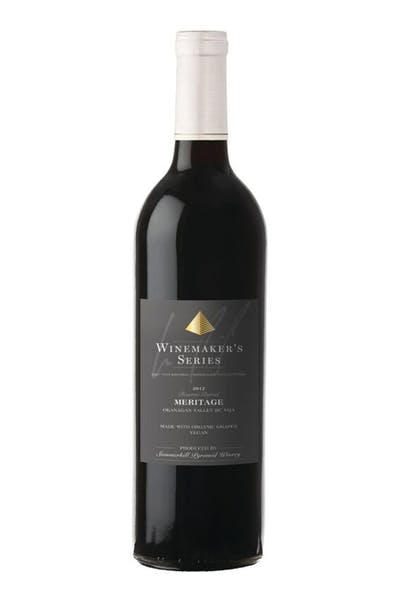 Summerhill Winemaker's Series Reserve Meritage