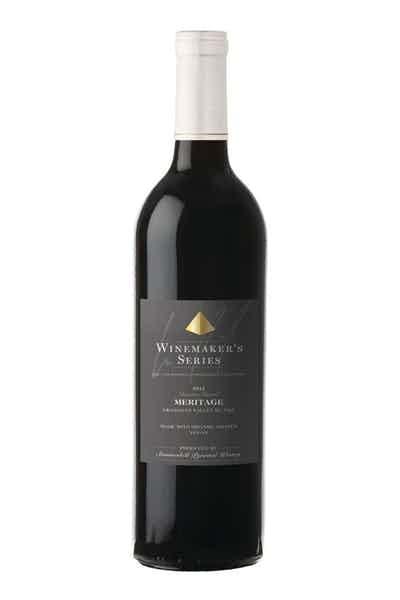 Summerhill Winemaker's Series Reserve Meritage