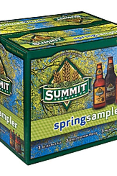Summit Seasonal Sampler