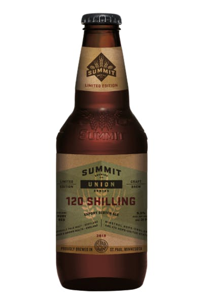 Summit Union Series #7 120 Shilling Export Scotch Ale