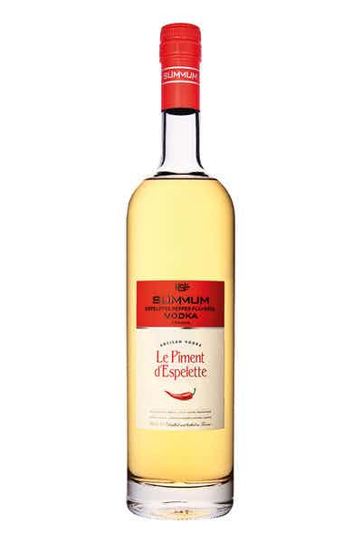 Summum Piment D'espelette Vodka