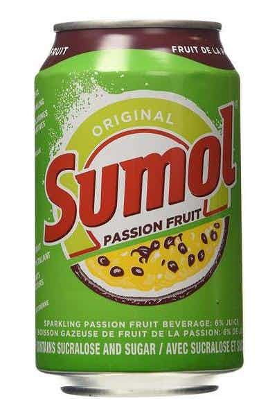 Sumol Passion Fruit Soda