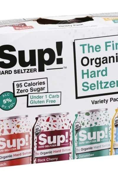Sup! Hard Seltzer Variety Pack