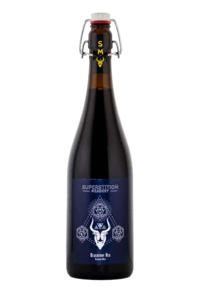 Superstition Meadery Blueberry Hex