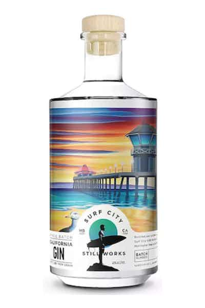 Surf City Still Works California Gin