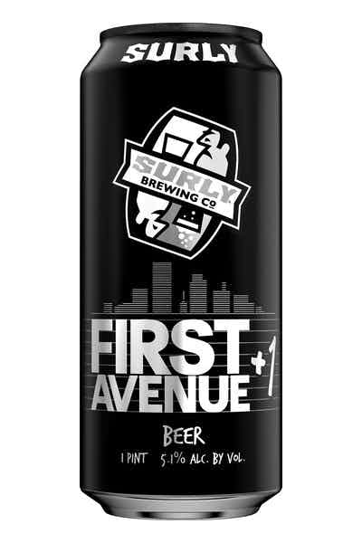 Surly First Avenue +1 Golden Ale