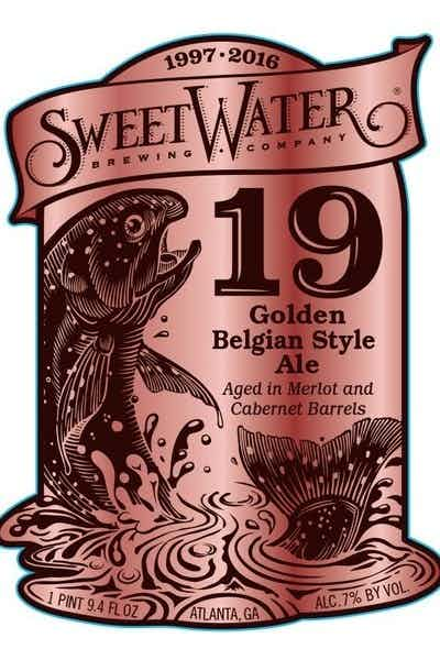 Sweetwater 19 Golden Brown Style Ale