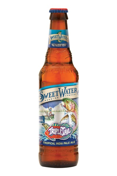 Sweetwater Tripletail Tropical IPA