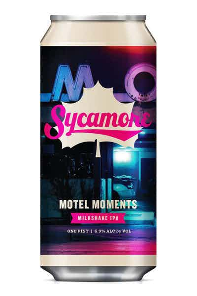 Sycamore Brewing Motel Moments Milkshake IPA