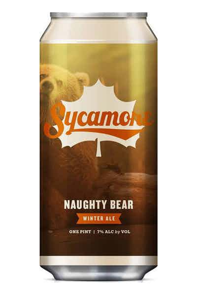Sycamore Brewing Naughty Bear Winter Ale