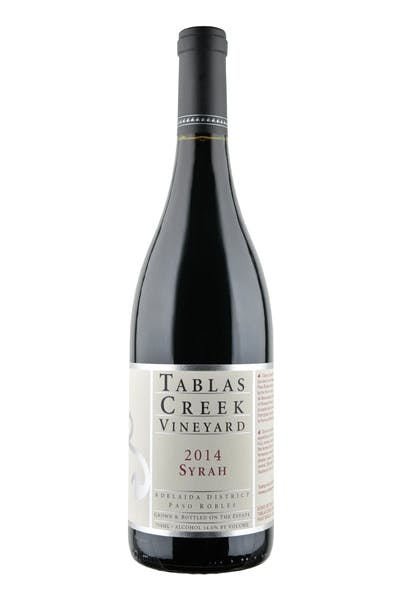 Tablas Creek Syrah 2014