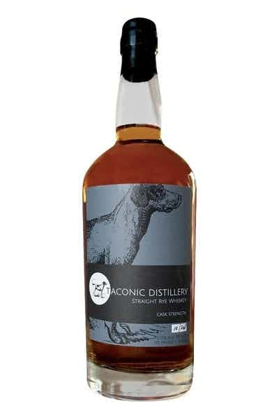 Taconic Cask Strength Straight Rye Whiskey