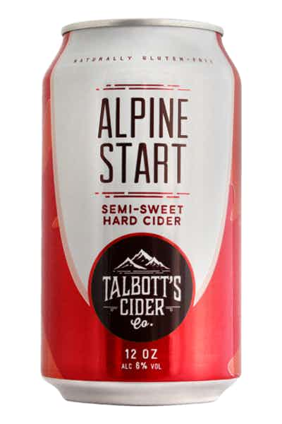 Talbott's Alpine Start Semi-Sweet Cider