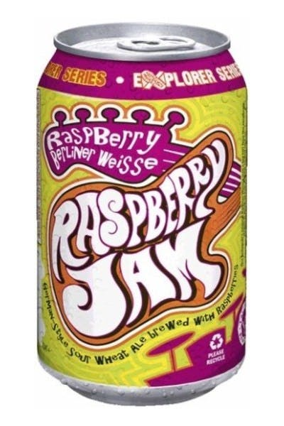 Tallgrass Raspberry Jam Berliner Weisse