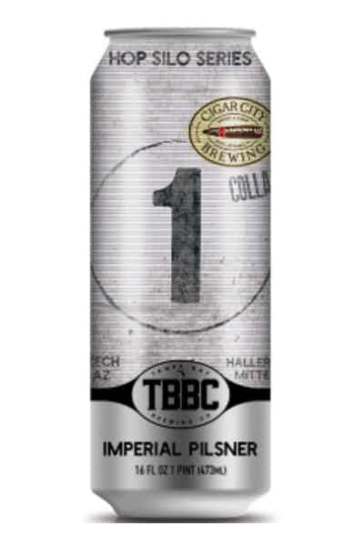 Tampa Bay Brewing Hop Silo 1 Pilsner