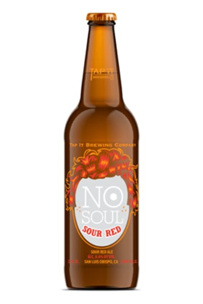 Tap It No Soul Sour Red Ale