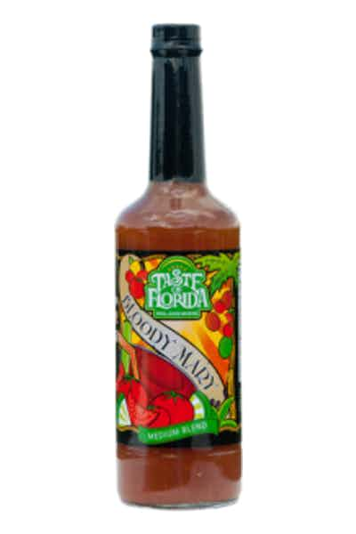 Taste Of Florida Bloody Mary Mix