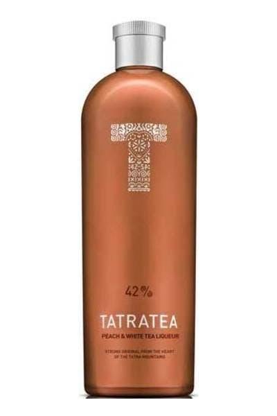 Tatratea Peach Tea Liqueur