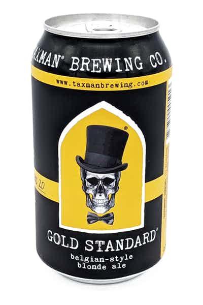 Taxman Gold Standard Belgian-style Blonde Ale