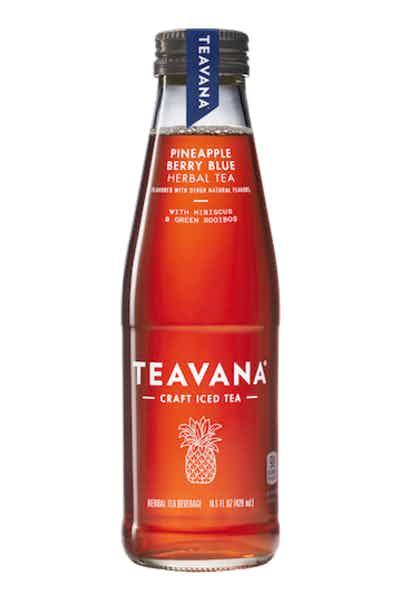 Teavana Pineapple Berry Blue Herbal Tea