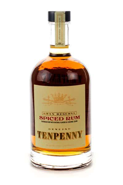 Tenpenny Spiced Rum