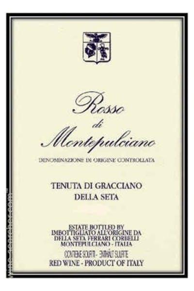 Tenuta Di Gracciano Della Seta Rosso di Montepulciano