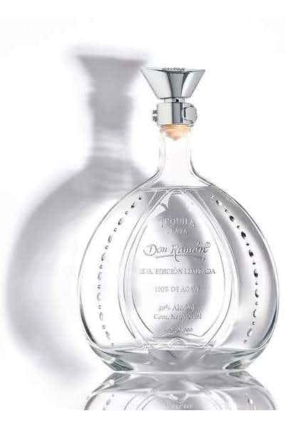Don Ramón Limited Edition Plata Tequila