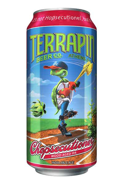 Terrapin Chopsecutioner IPA