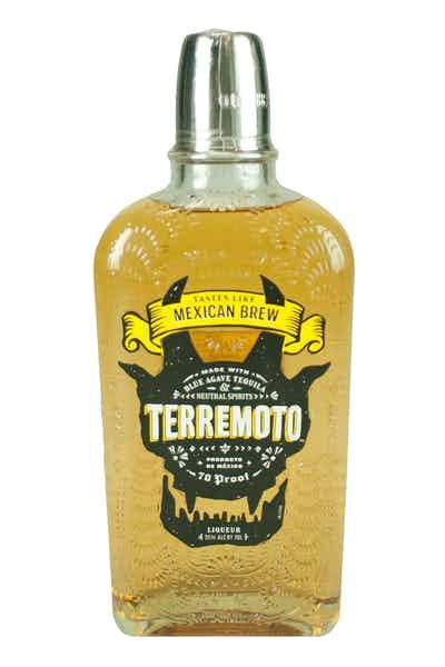 Terremoto Mexican Brew Tequila