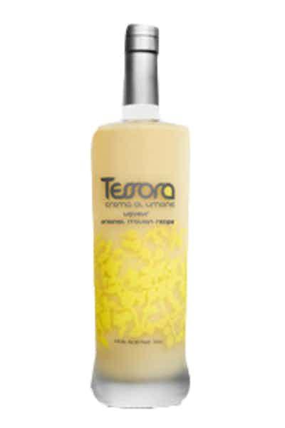 Tessora Crema Al Limone Limoncello