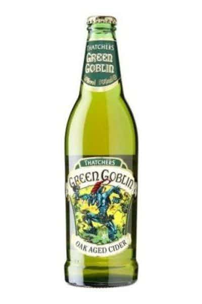 Thatchers Green Goblin Oak Aged Cider