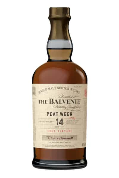 The Balvenie 14 Year Old Peat Week Scotch Whisky