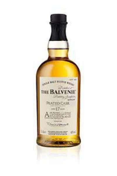 The Balvenie Peated Cask 17 Year