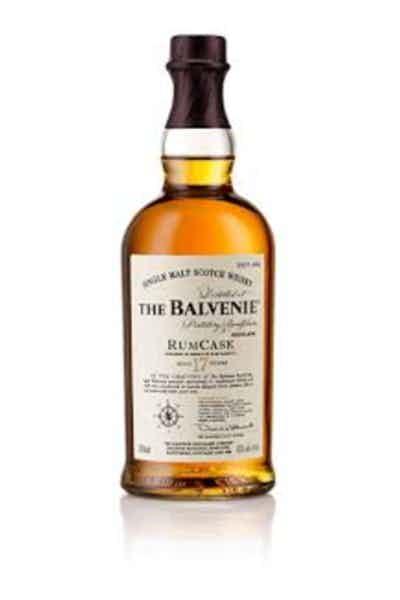 The Balvenie Rum Cask 17 Year