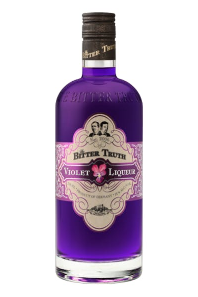 The Bitter Truth Violet Liqueur