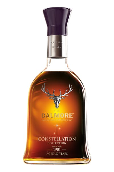 The Dalmore Constellation Collection 1981 Cask 3
