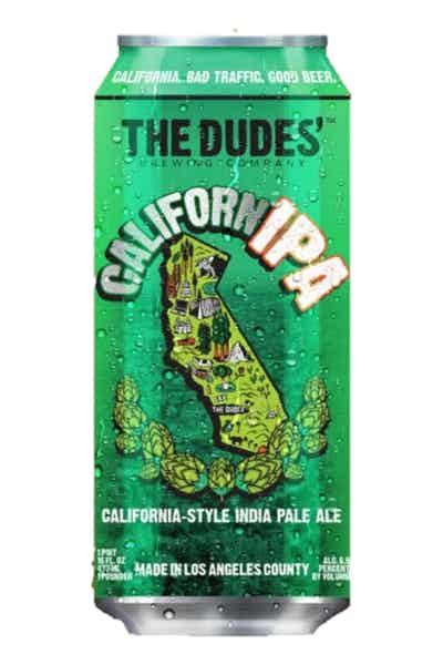 The Dudes' CalifornIPA