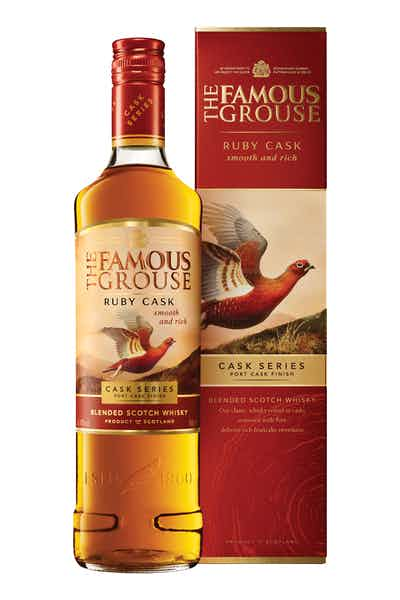 The Famous Grouse Ruby Cask Blended Scotch Whiskey