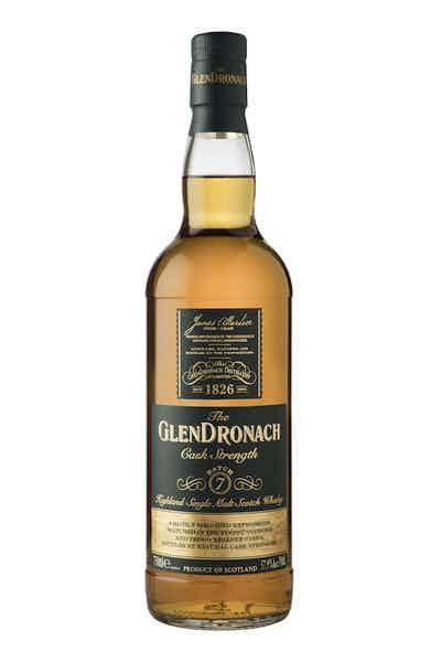 The GlenDronach Cask Strength Batch #7