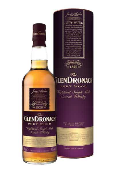 The Glendronach Portwood Finish 10 Year