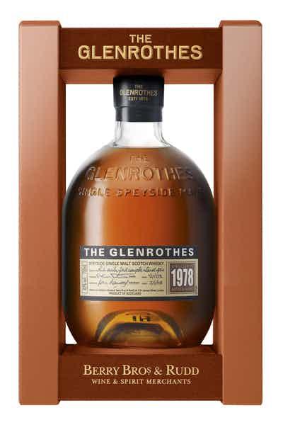 The Glenrothes Vintage 1978 Single Malt Scotch Whisky