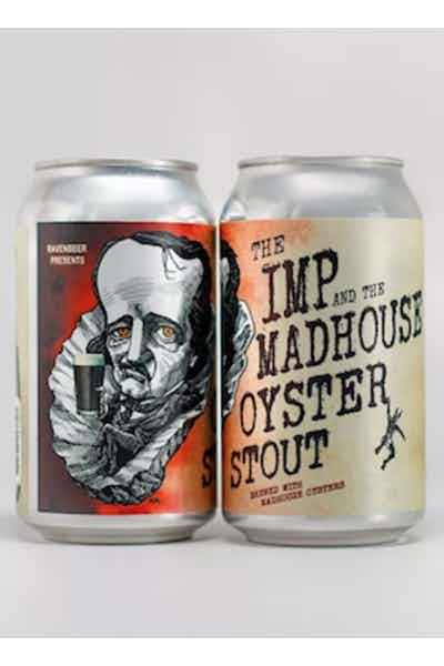 The Imp and the Madhouse Oyster Stout