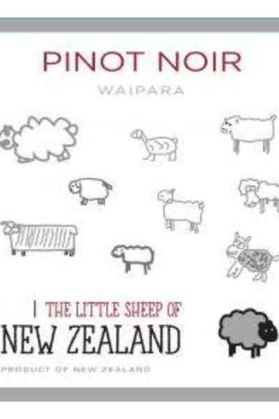The Little Sheep of New Zealand Pinot Noir